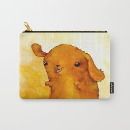 poo dog Carry-All Pouch