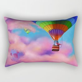Globo Cloud Rectangular Pillow