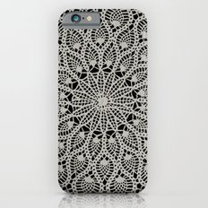 Delicate - Silver iPhone 6s Slim Case