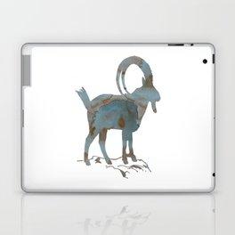 Capra ibex Laptop & iPad Skin