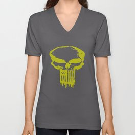 Vortex Optics Toxic Spine Chiller Hunt T-Shirts Unisex V-Neck