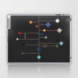 winter equinox Laptop & iPad Skin