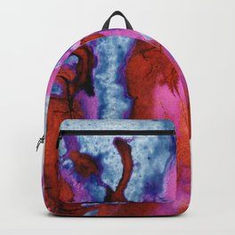 Red Coral Backpack