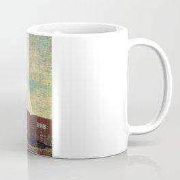 Wrong Side of the Tracks Coffee Mug