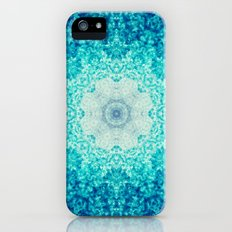 Blue Waves iPhone (5, 5s) Slim Case