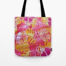 FERNS & FLOWERS  Tote Bag