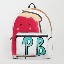 PB & J Backpack