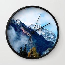 Mount Wall Clock