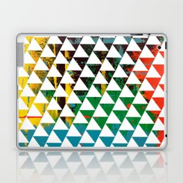 Color Chrome -geometric graphic Laptop & iPad Skin
