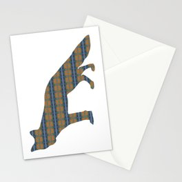Fox Stare patterned Stationery Cards