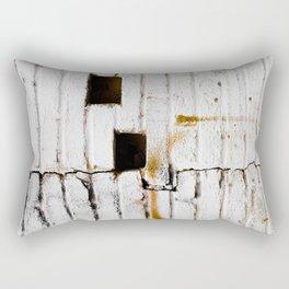 Brink and Paint Rectangular Pillow