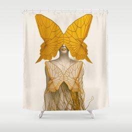 Transformation I Shower Curtain