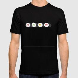 Happy Sushi! - Vector T-shirt