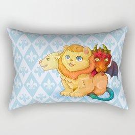 Baby Chimera Rectangular Pillow