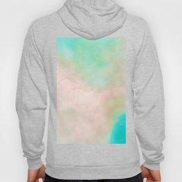 Atoll Pastel Watercolor Hoody