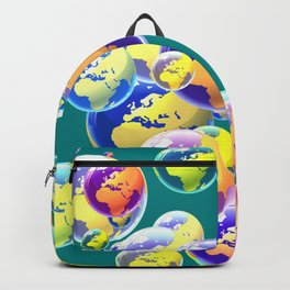 So many worlds Backpack