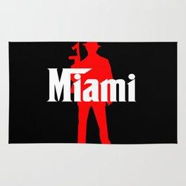 Miami mafia Rug