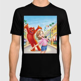 Scare World T-shirt