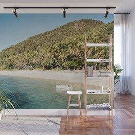 Fitzroy Island | Cairns Australia Tropical Island Beach Sunset Travel Photography Wall Mural