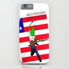 Bruce Stringbean iPhone 6s Slim Case