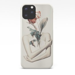 Inner beauty-collage iPhone Case