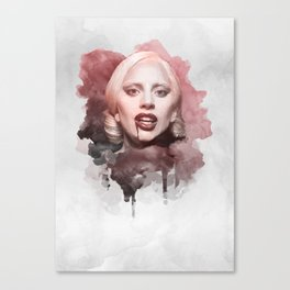 The Countess Canvas Print