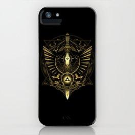 Zelda Sword iPhone Case