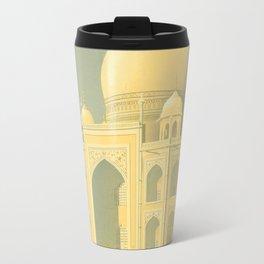 Visit India Travel Mug