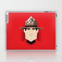 Mountie Laptop & iPad Skin