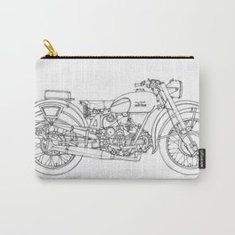 MOTO GUZZI AIRONE 250 1939 Carry-All Pouch