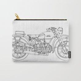 MOTO GUZZI AIRONE 250 1939 Carry-All Pouch