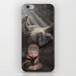 Vultures iPhone Skin