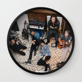 One Direction Wall Clock