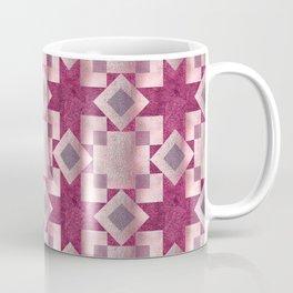 Violet quilt Coffee Mug