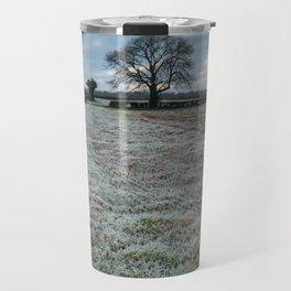 Frosty Fields Travel Mug