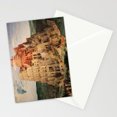 The Tower of Babel by Pieter Bruegel the Elder  Stationery Cards