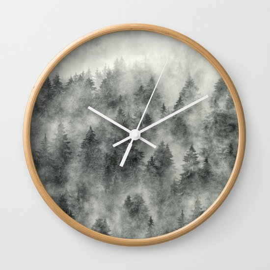 Everyday Wall Clock