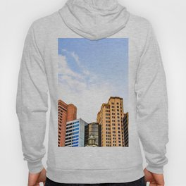 buildings of the New York New York hotel at Las Vegas, USA Hoody
