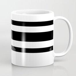 Line B&W Coffee Mug