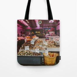 Chinatown Shellfish Tote Bag