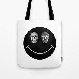 Just keep smiling Tote Bag