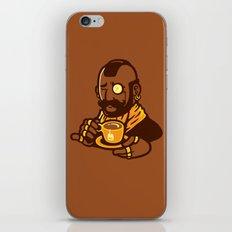 Gentleman T iPhone & iPod Skin