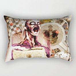 El Rey Demente Rectangular Pillow