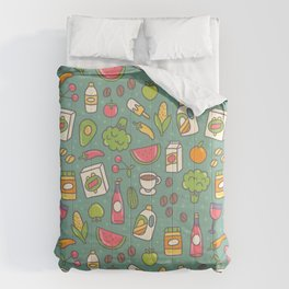 Shopping Comforters