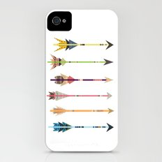 Arrow Collage Slim Case iPhone (4, 4s)