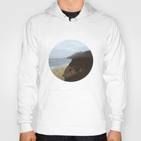big sur Hoodies featuring Big Sur by mzsphoto
