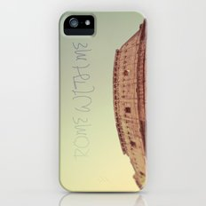 Rome With Me iPhone (5, 5s) Slim Case