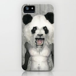 A bad day iPhone Case