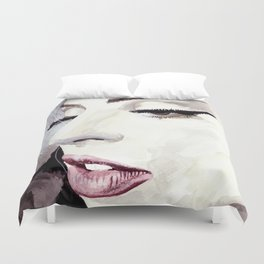lady G Duvet Cover