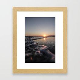 Carp Set Framed Art Print